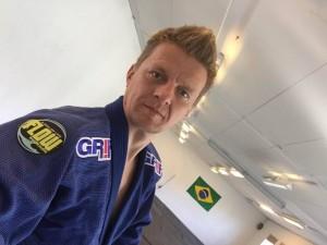 Ariel Striim - Brazilian Jiu Jitsu