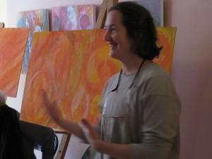 Laura Summer IF workshop